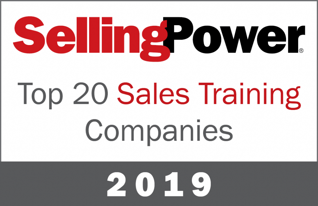 selling power top 20 sales training companies 2019