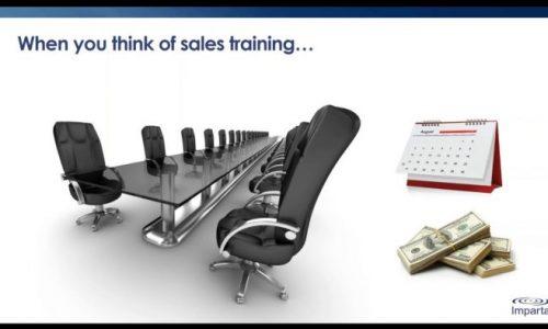 Sales Training Reimagined