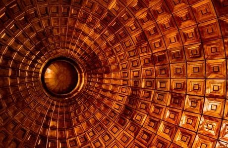 copper spiral