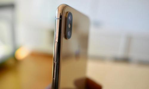 gold i-phone